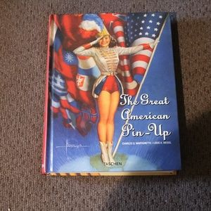The Great American Pin-Up Book